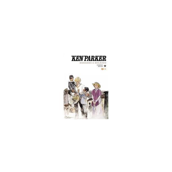 KEN PARKER 27: PIONEROS/BOSTON