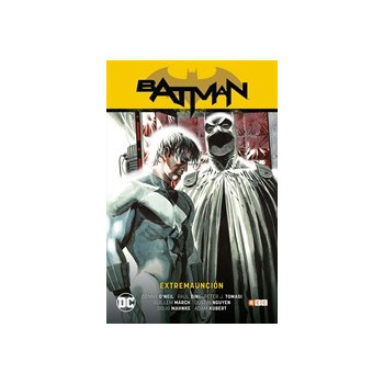 BATMAN: EXTREMAUNCION