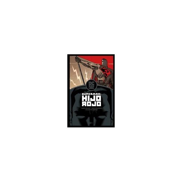 SUPERMAN: HIJO ROJO – EDICION DC BLACK LABEL