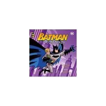 HEROES DC: BATMAN ES DE CONFIANZA