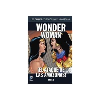 COLECCION NOVELAS GRAFICAS 91: WONDER WOMAN: ¡EL ATAQUE DE LAS AMAZONAS! PARTE 2