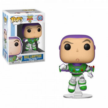 FUNKO POP! 523 BUZZ LIGHTYEAR. TOY STORY 4