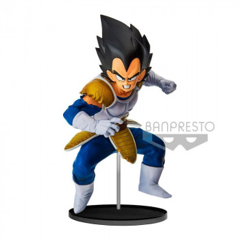ESTATUA VEGETA NORMAL COLOR VER. BWFC PVC 14 cm. DRAGON BALL Z