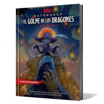 EL GOLPE DE LOS DRAGONES (WATERDEEP) - DUNGEONS & DRAGONS 5ª EDICION