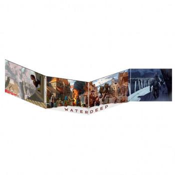 PANTALLA DEL DUNGEON MASTER: EL GOLPE DE LOS DRAGONES (WATERDEEP) - DUNGEONS & DRAGONS 5ª EDICION