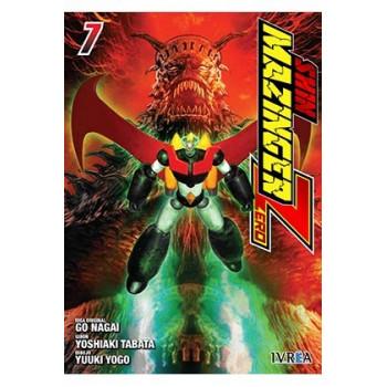 SHIN MAZINGER ZERO 07
