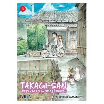 TAKAGI-SAN EXPERTA EN BROMAS PESADAS 03