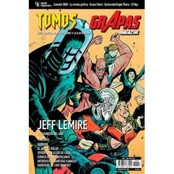 TOMOS Y GRAPAS MAGAZINE 06