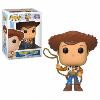 FUNKO POP! 522 SHERIFF...