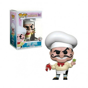 FUNKO POP! 567 CHEF LOUIS. LA SIRENITA