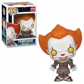 FUNKO POP! 777 PENNYWISE (OPEN ARMS). IT 2 (STEPHEN KING)