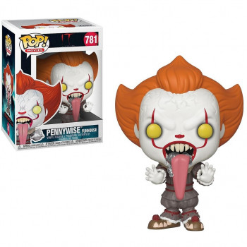 FUNKO POP! 781 PENNYWISE FUNHOUSE. IT 2 (STEPHEN KING)