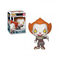 FUNKO POP! 782 PENNYWISE WITH BLADE. IT 2 (STEPHEN KING)