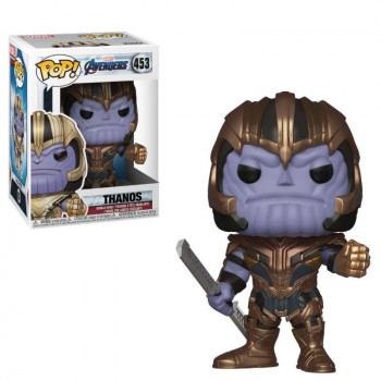 FUNKO POP! 453 THANOS. VENGADORES ENDGAME