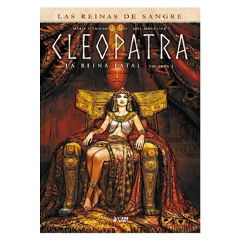CLEOPATRA: LA REINA FATAL 01