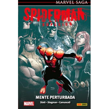 EL ASOMBROSO SPIDERMAN 40. SPIDERMAN SUPERIOR: MENTE PERTURBADORA (MARVEL SAGA 89)