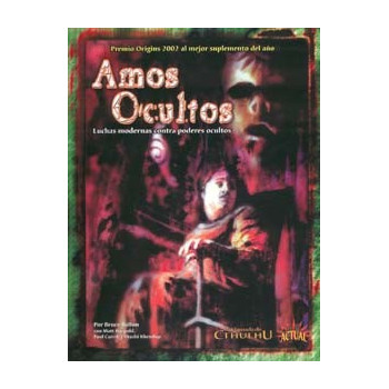 LA LLAMADA DE CTHULHU AMOS OCULTOS (OFERTA)