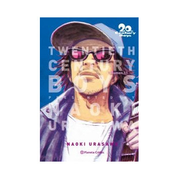 20TH CENTURY BOYS KANZENBAN 11
