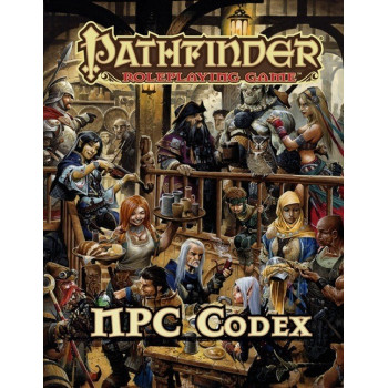 PATHFINDER NPC CODEX (INGLES)