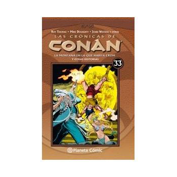 LAS CRONICAS DE CONAN 33