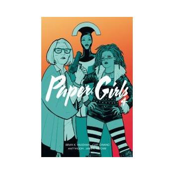 PAPER GIRLS (TOMO) 04