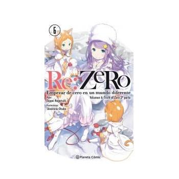 RE:ZERO (NOVELA) 06