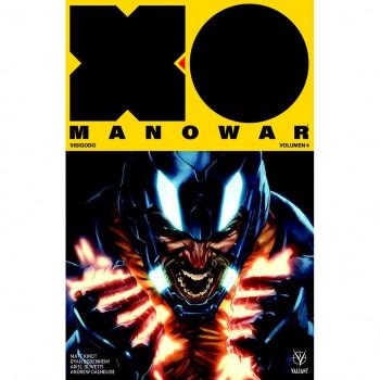 XO MANOWAR TOMO 04 VISIGODO