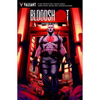 BLOODSHOT EDICION DE LUJO 01