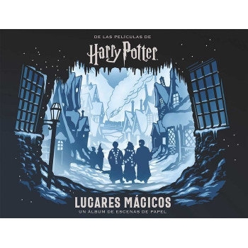 HARRY POTTER: LUGARES...