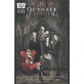 THE OCTOBER FACTION 01