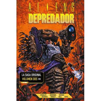 ALIENS VS DEPREDADOR: LA...