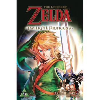 THE LEGEND OF ZELDA TWILIGHT PRINCESS 05