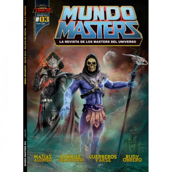 MUNDO MASTERS 03 LA REVISTA...