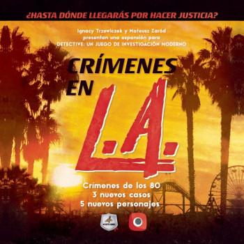 DETECTIVE - CRIMENES EN L.A.