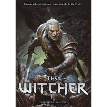 THE WITCHER: MANUAL BASICO...