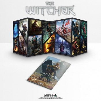 THE WITCHER: PANTALLA DEL DIRECTOR - JUEGO DE ROL