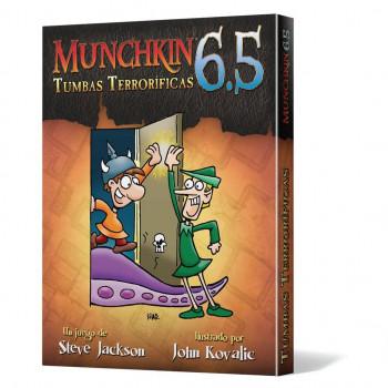MUNCHKIN 6.5 TUMBAS...