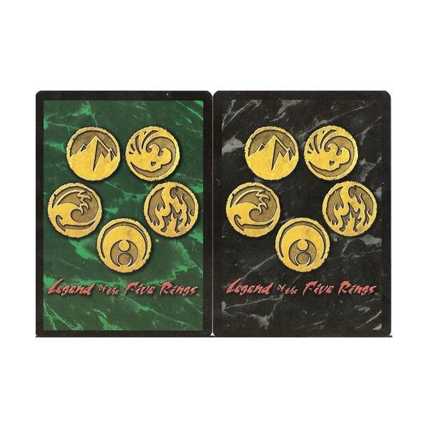 PACK CARTAS - LA LEYENDA DE LOS CINCO ANILLOS (LEGEND OF THE FIVE RINGS) (PROMO)