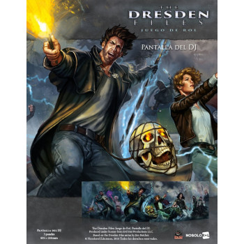 THE DRESDEN FILES, PANTALLA...