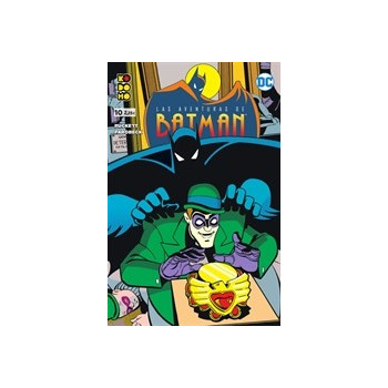 LAS AVENTURAS DE BATMAN 10