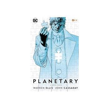 PLANETARY LIBRO 02 (2ª...
