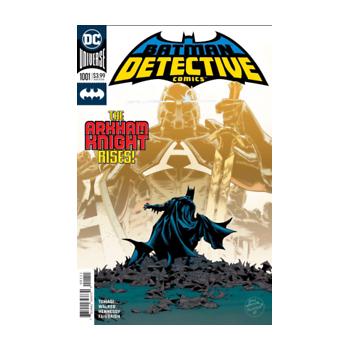 BATMAN: DETECTIVE COMICS 18
