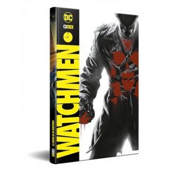 COLECCIONABLE WATCHMEN 01