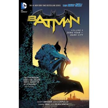 BATMAN: CIUDAD OSCURA (BATMAN SAGA)