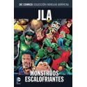 COLECCION NOVELAS GRAFICAS 94: JLA: MONSTRUOS ESCALOFRIANTES