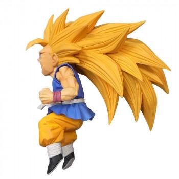 ESTATUA SON GOKU SUPER SAIYAN 3 FES PVC 10 cm. DRAGON BALL SUPER