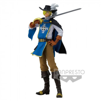 ESTATUA SANJI TREASURE CRUISE WORLD JOURNEYPVC 22 cm. ONE PIECE