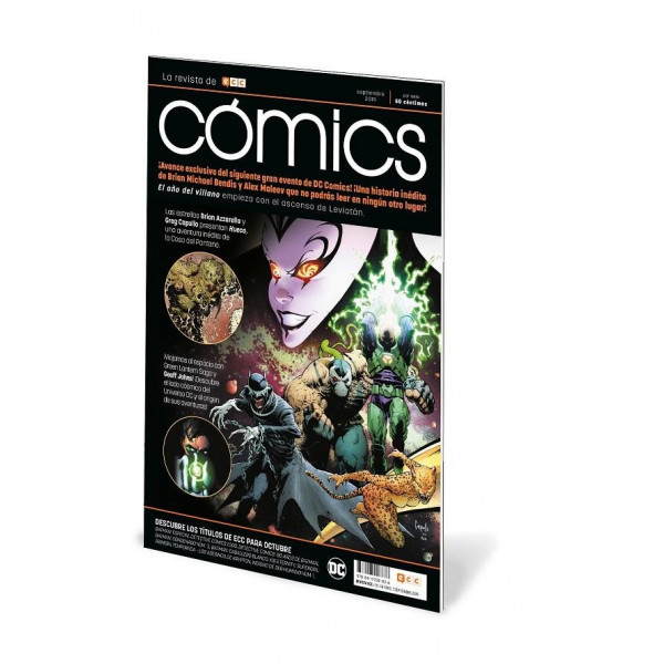 ECC CÓMICS 08 (REVISTA)