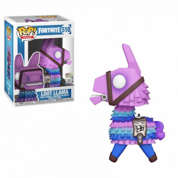 FUNKO POP! 510 LOOT LLAMA. FORTNITE