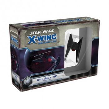X-WING: SILENCIADOR TIE...